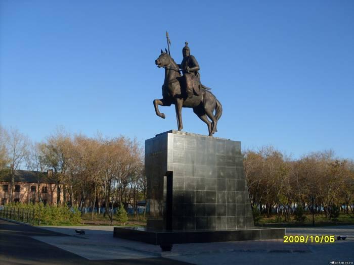 Богенбай Батыр (От Алины Салкеновой) - Фотографии самого города ...